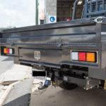 Outlawed heavy duty tray, Landcruiser dual cab ute, Hayman Reese towbar