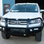 Toyota Hilux, TJM outback bar