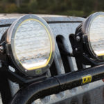 TJM LED spotlights, jeep, narva lights