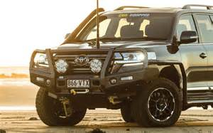 Landcruiser TJM outback bar